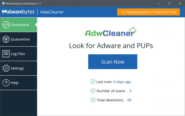 Adwcleaner İle Tarayıcı ve Reklam Virüsleri Nasıl Temizlenir?