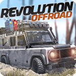 Revolution Offroad Spin Simulation