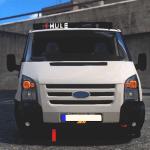 Transit Minibüs Sürüş
