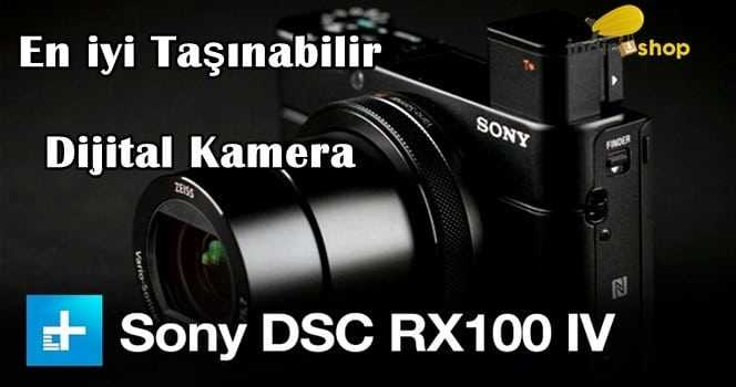 Sony Cyber-Shot DSC-RX100 IV İncelemesi