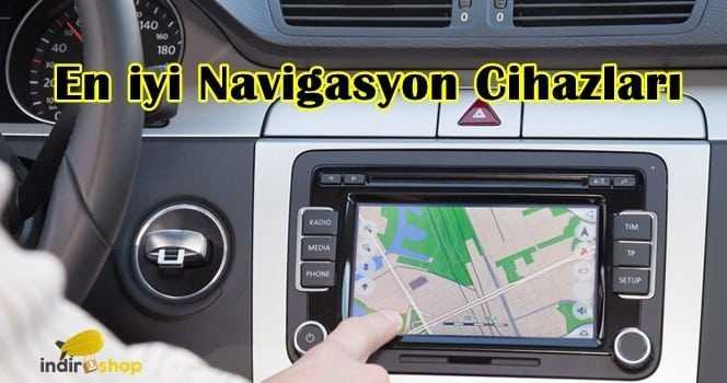 En iyi 3 Navigasyon Cihazları
