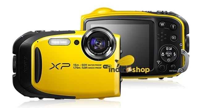Fujifilm FinePix XP80 – Su Geçirmez Kamera