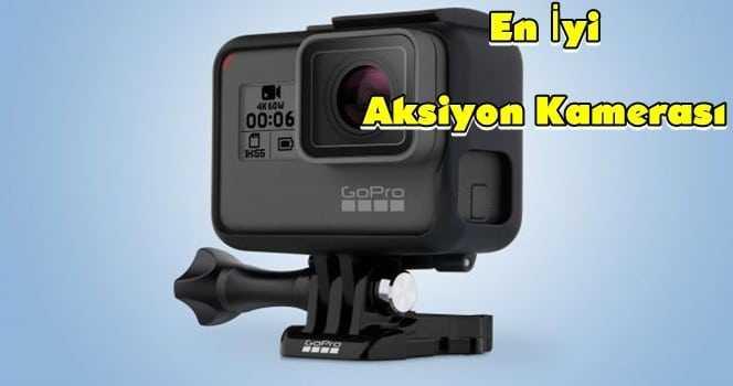 GoPro Hero 6 Siyah