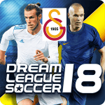Dream League Soccer 2018 Galatasaray Yaması indir