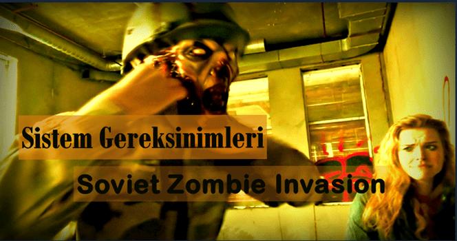 Soviet Zombie Invasion Sistem Gereksinimi