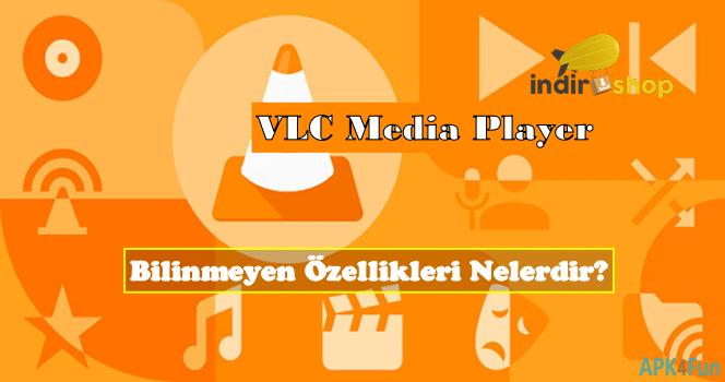 Bilinmeyen Süper 6 VLC Player Özelliği