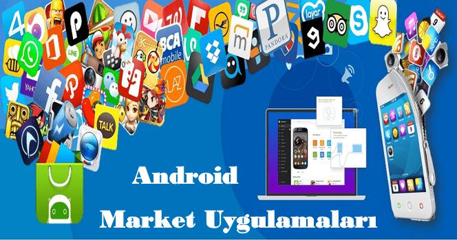 Android Market Uygulamaları