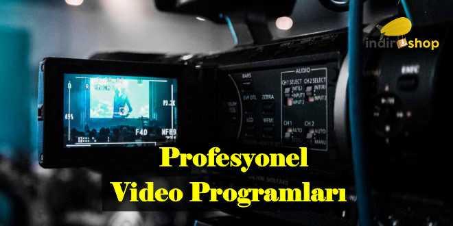 2019 En İyi Ücretli ve Ücretsiz Video Düzenleme Programları