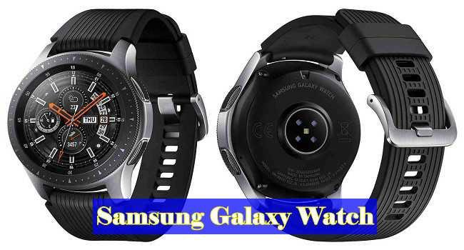 Samsung Galaxy Watch incelemesi