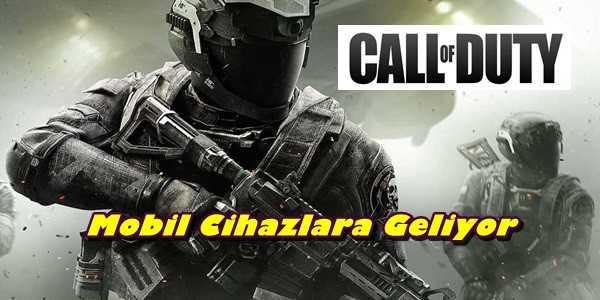 Call Of Duty Mobile Videosu Sızdırıldı