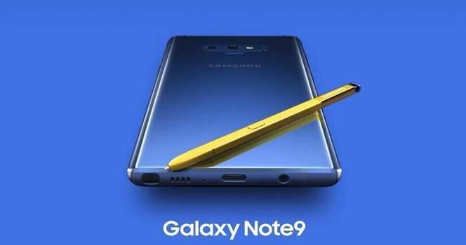 Samsung Galaxy Note 9'da bilmeniz gerekenler