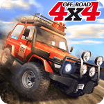Off Road 4×4 Hill Jeep Driver