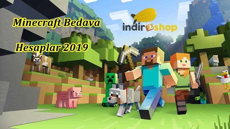 Minecraft Bedava Hesap