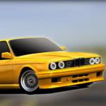 E30 Şahin Civic Simülatörü