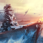 WARSHIP BATTLE 3D World War II