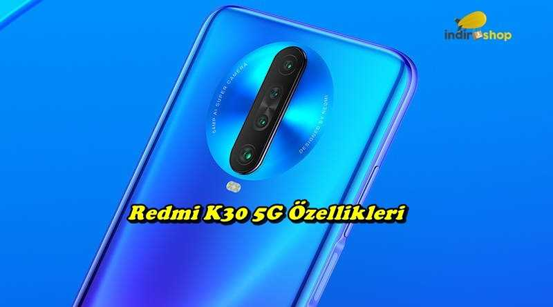 Yeni Redmi K30 5G Telefon İncelemesi -2020