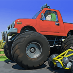 Monster Truck – Action Demolition