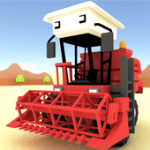 Blocky Farm Racing – Çiftlik simülatörü