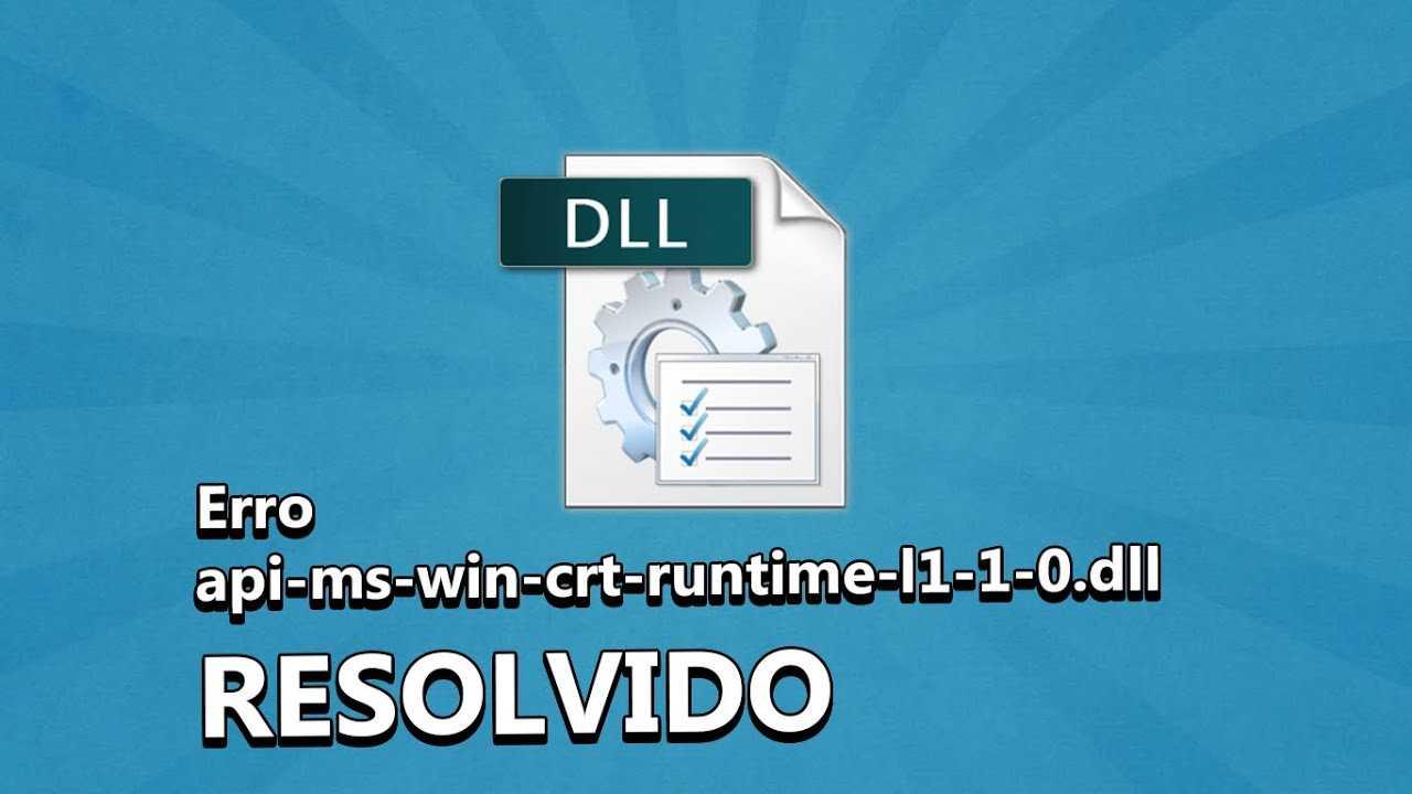 Api-ms-win-crt-runtime-l1-1-0.dll Hatası Çözümü Nedir?