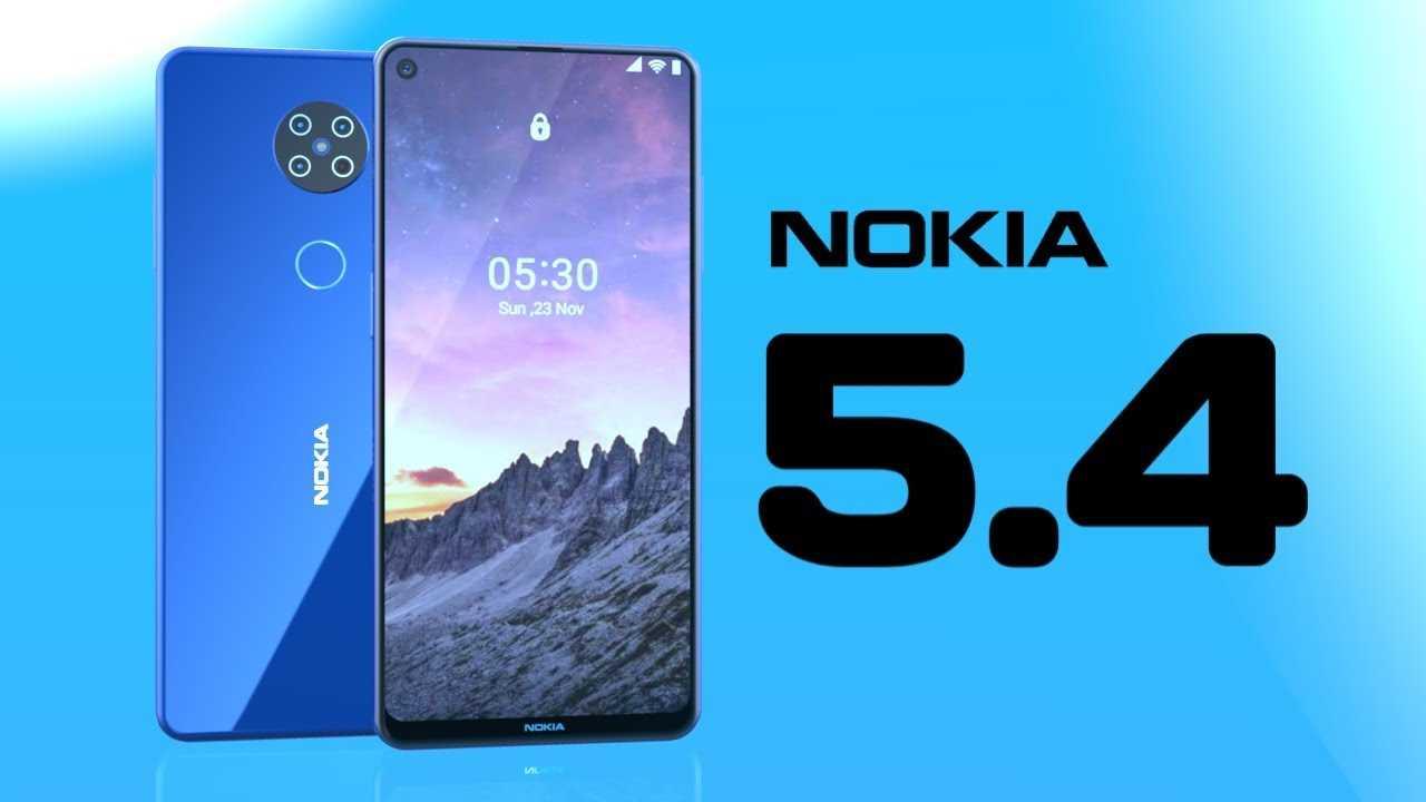 Nokia 5.4 Özellikleri Nelerdir? Fiyatı Ne Kadar Olacak?