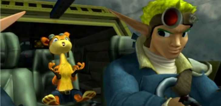 Jak and Daxter The Lost Frontier Oyunu