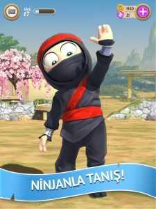 Clumsy Ninja