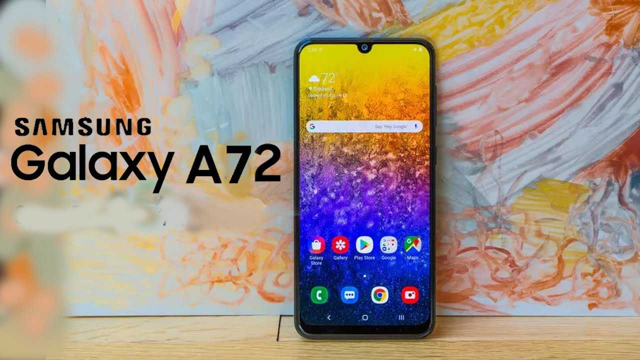 Galaxy A72 Model Telefon İncelemesi