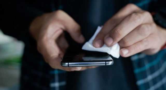 Koronavirüs Telefon Yüzeyinde Kalma Süresi