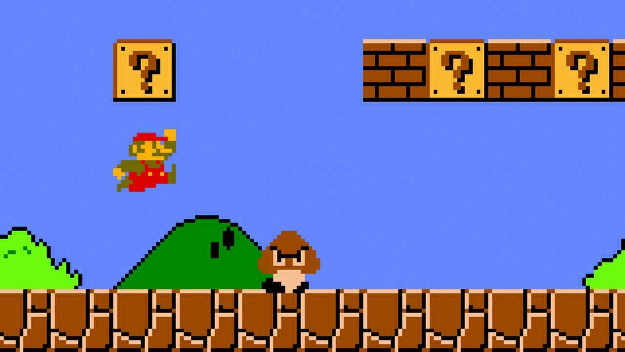 İlk Renkli Video Oyunları
