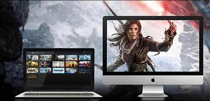 Mac Bilgisayara Oyun Yükleme