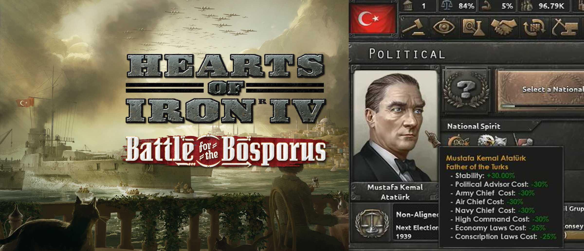 Strateji Oyunu Hearts of Iron IV