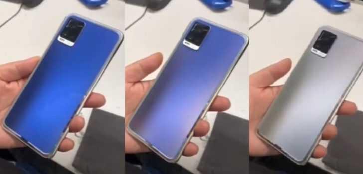 Vivo Renk Değiştiren Akıllı Telefon