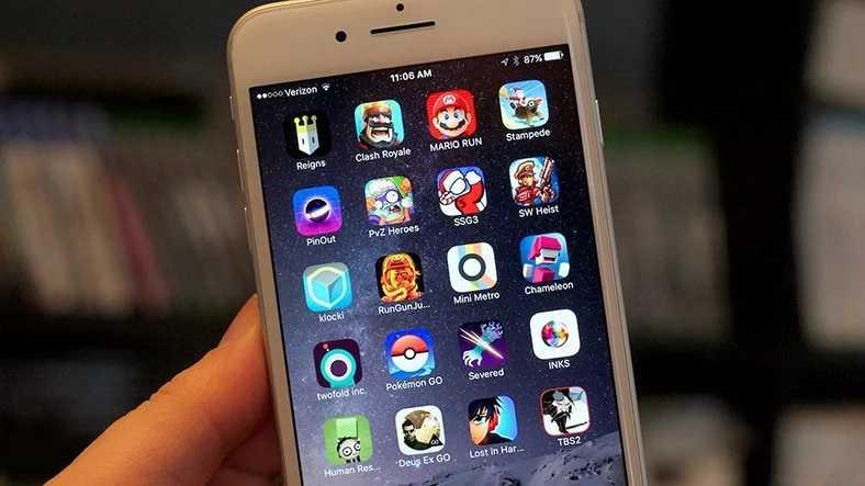 iPhone 6 Oyun Nasıl Yüklenir?