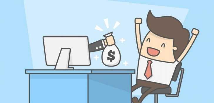 İnternetten Para Kazanmanın Dört Yolu