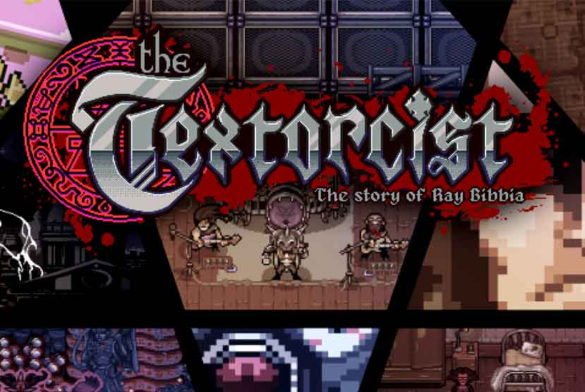 The Textorcist The Story of Ray